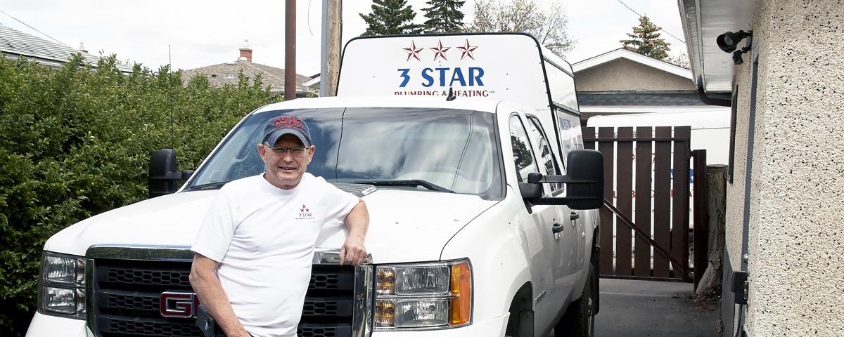 3 Star Plumbing Amp Heating Inc Regina Residential