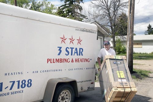 Water Heater Repairman